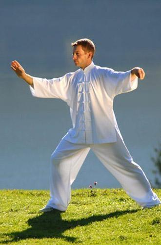 Exercices énzergétique Qi gong